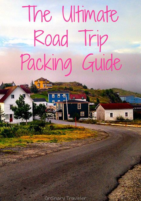 3 Important Items to Carry On the Road Trip